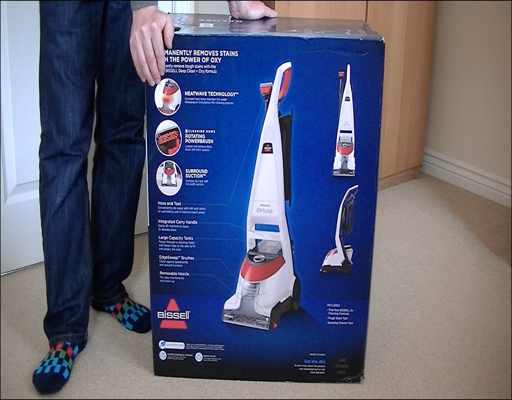 bissell-deluxe-carpet-cleaner Bissell Deluxe Carpet Cleaner