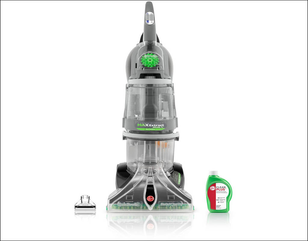 hoover-dual-v-carpet-cleaner Hoover Dual V Carpet Cleaner