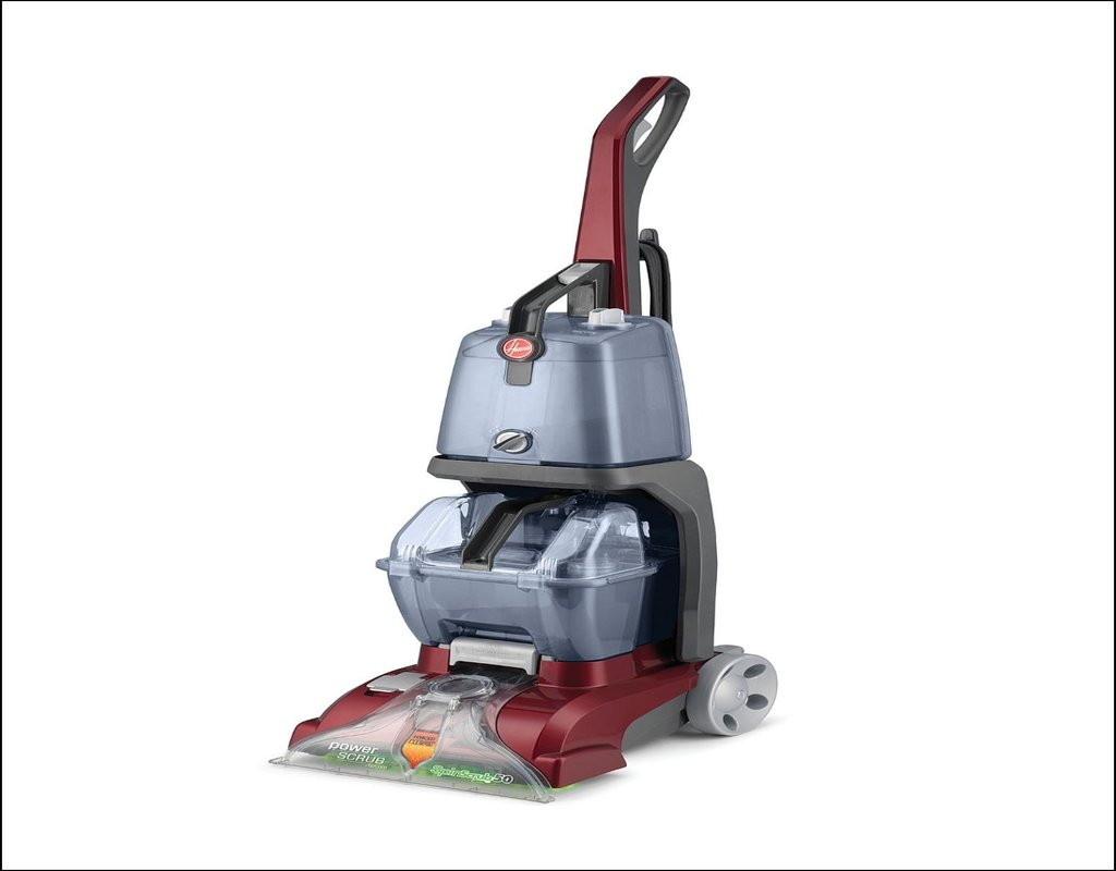 hoover-powerscrub-deluxe-carpet-cleaner-with-tools Hoover Powerscrub Deluxe Carpet Cleaner With Tools