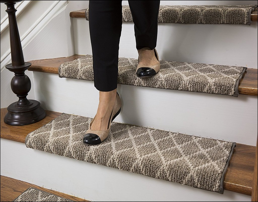 Bullnose Stair Tread Carpet