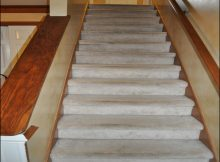 Carpet Bullnose Stair Treads