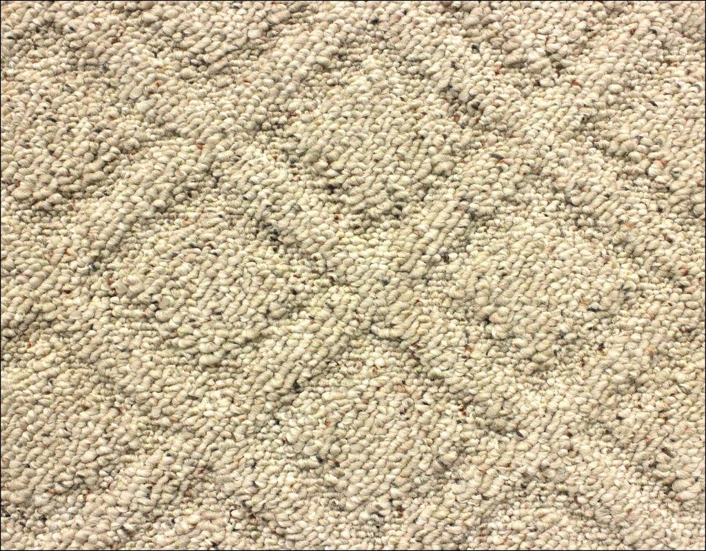 Diamond Pattern Berber Carpet