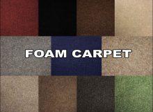 Foam Backed Carpet Suppliers