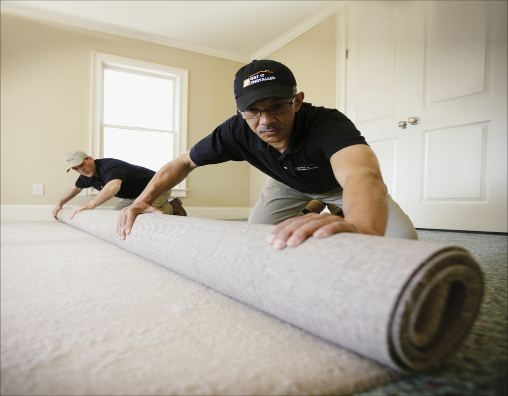 Home Depot Carpet Installers