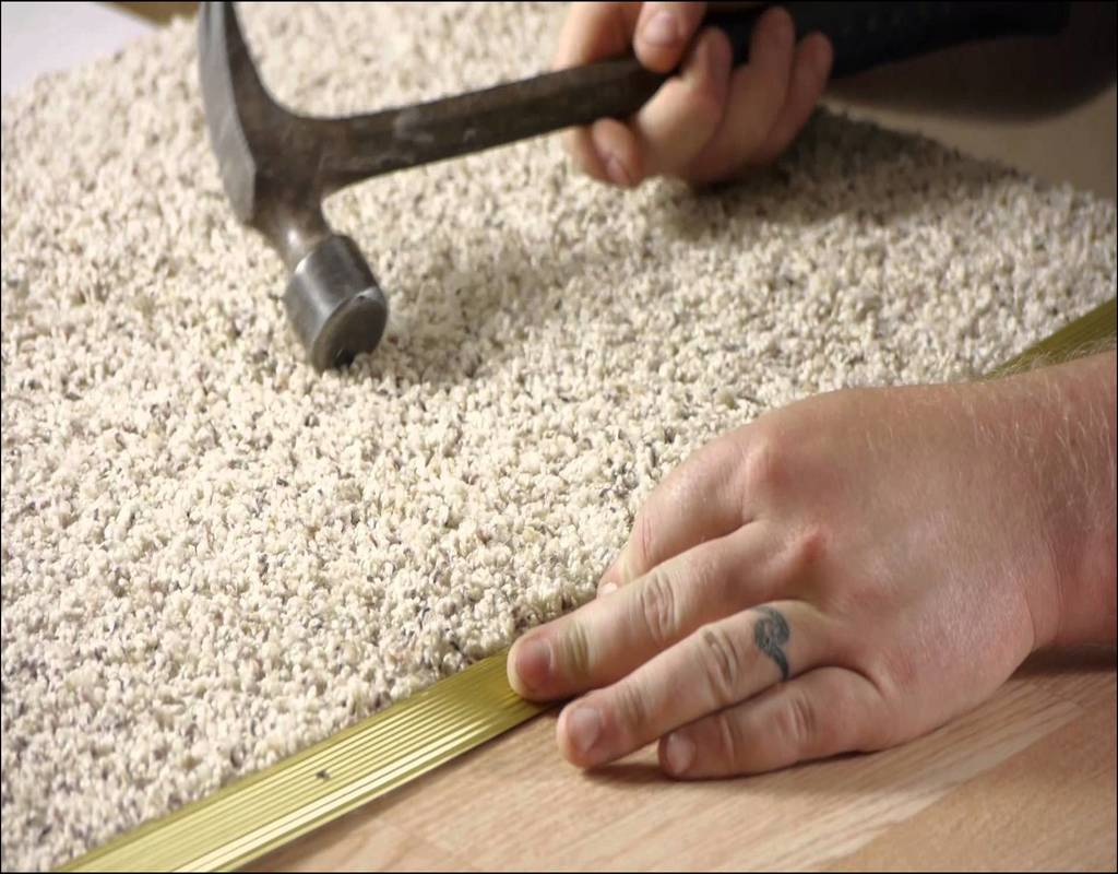 joining-laminate-flooring-to-carpet Joining Laminate Flooring To Carpet Tips & Guide