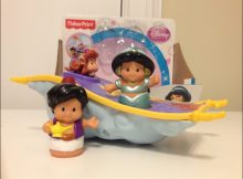 Little People Aladdin Magic Carpet