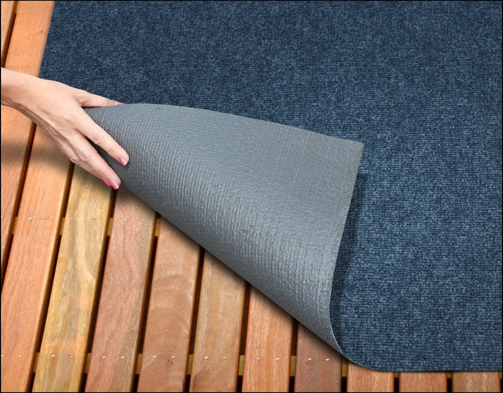 Rubber Backed Carpet Roll
