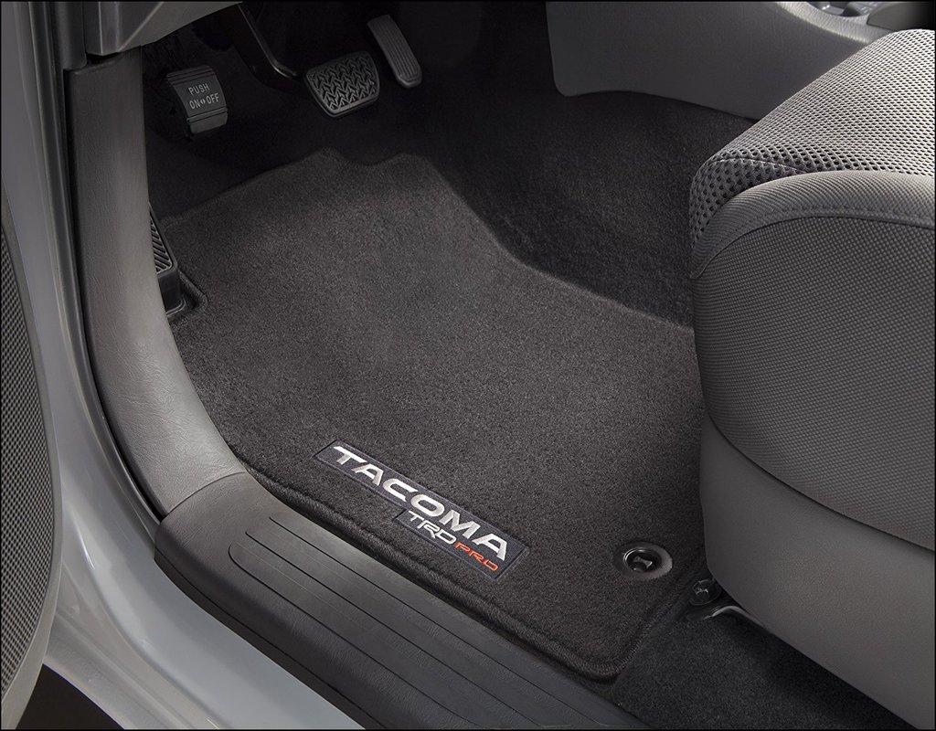 Qh7PrsY Life After Toyota Tacoma Carpet Floor Mats