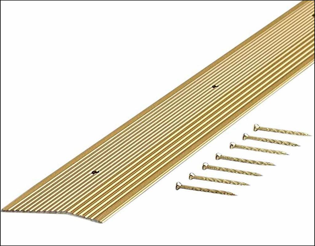 mjIgoyl Top Transition Strips For Carpet Tips!