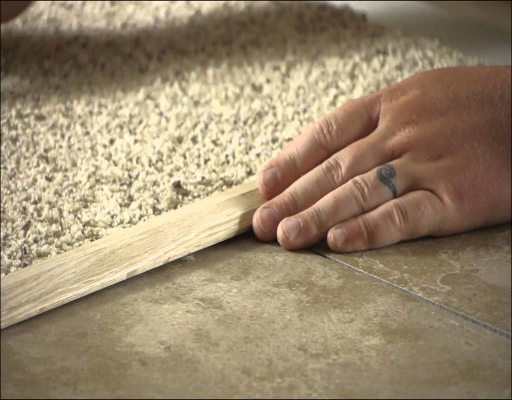 FoBMMRe A Review of Wood Transition Strips Carpet To Tile
