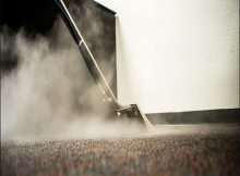 Hot Water Extraction Carpet Cleaner