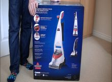 Bissell Deluxe Carpet Cleaner