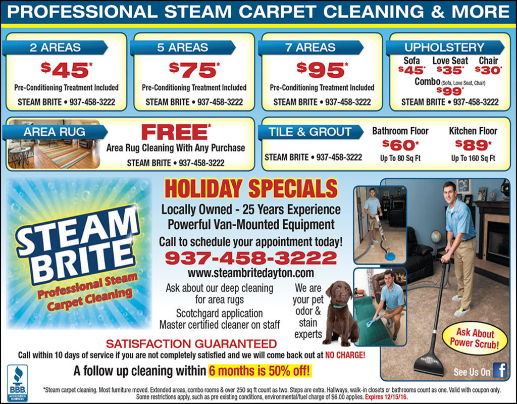 Carpet Cleaning Dayton Ohio