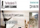 Carpet Cleaning In The Woodlands Tx