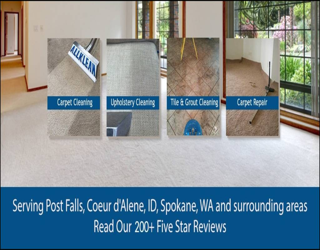 Carpet Cleaning Spokane Wa