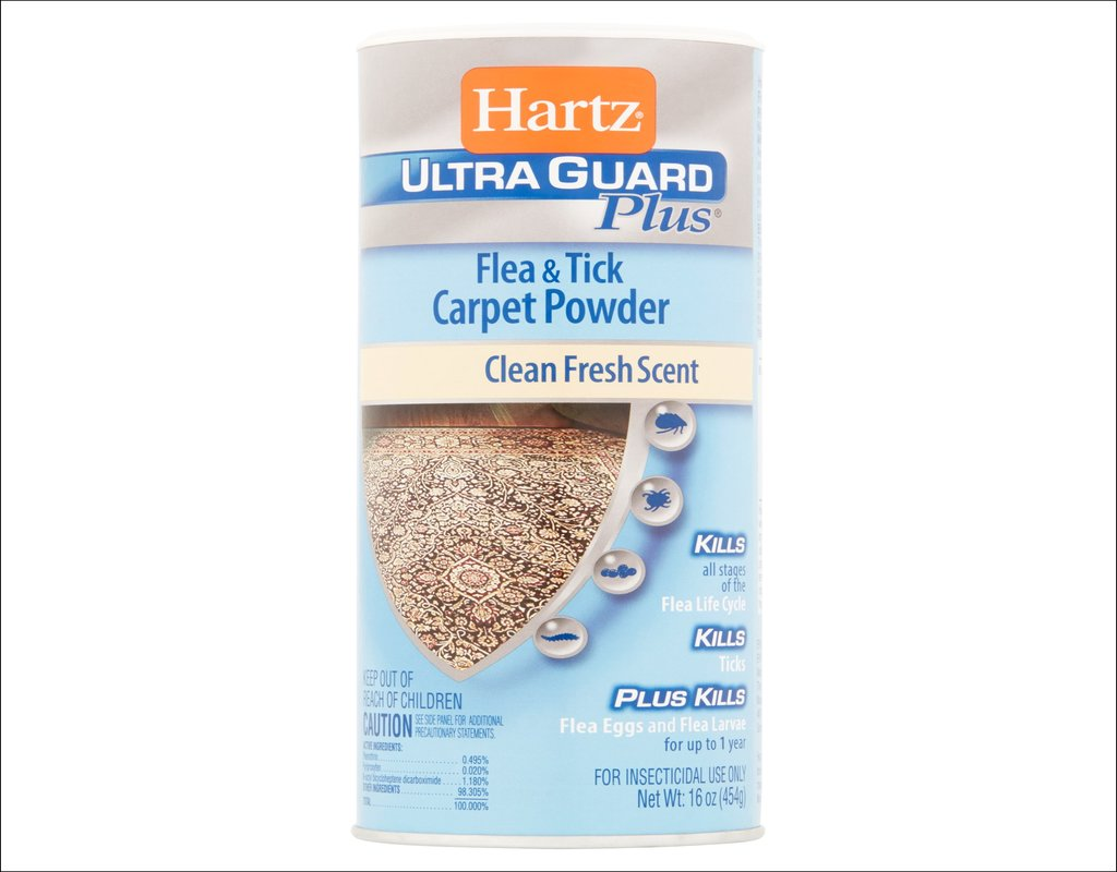 Flea And Tick Carpet Cleaner