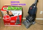 Hoover Turbo Scrub Carpet Cleaner