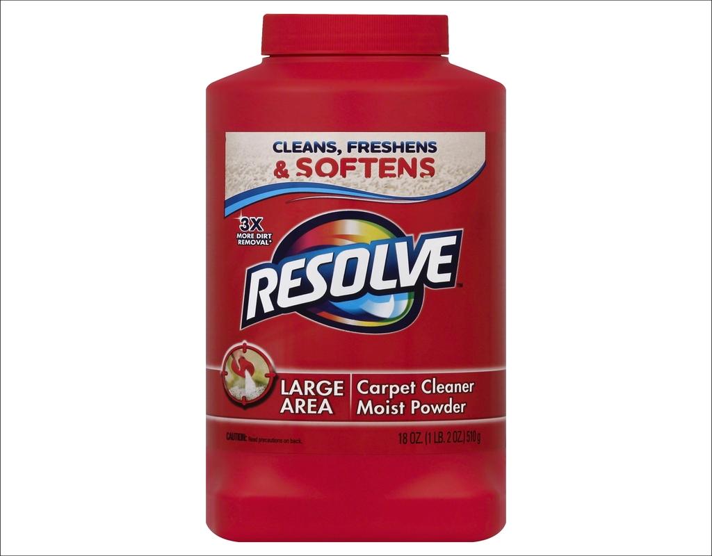 Resolve Carpet Cleaner Powder Cruzcarpets Com