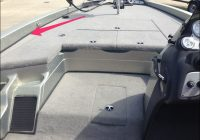 Bass Boat Carpet Trim