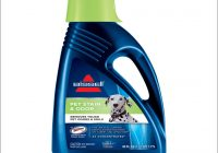 Bissell Carpet Cleaner Solution Walmart