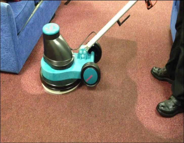Permalink to Bonnet Method Carpet Cleaning
