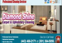 Carpet Cleaning Columbia Md