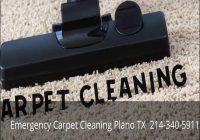 Carpet Cleaning Plano Tx