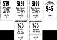 Carpet Cleaning Specials San Antonio