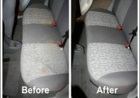 Carpet Shampooer For Cars