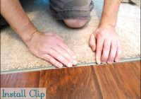 Carpet To Linoleum Transition Strip