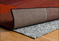 Felt Carpet Pad Home Depot