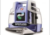 Hand Held Carpet And Upholstery Cleaner