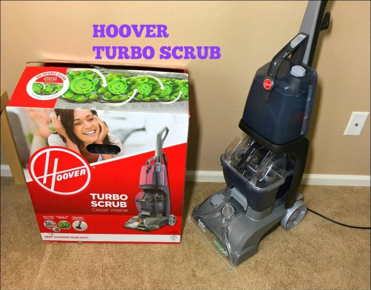 Permalink to Hoover Turbo Scrub Carpet Washer Review