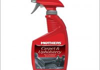 Mothers Carpet Upholstery Cleaner