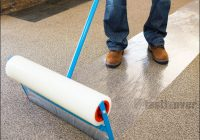Plastic Sticky Carpet Protector