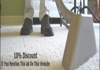 Professional Carpet Cleaning El Paso Tx