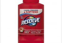 Resolve Powder Carpet Cleaner