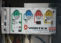 Vortex Carpet Cleaning Machine