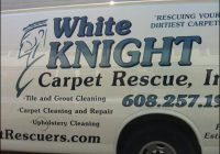 White Knight Carpet Cleaning Madison Wi